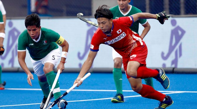 Japan and South Africa join India and USA in semi-finals