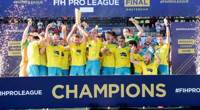 KOOKABURRAS WITHSTAND LATE CHARGE TO WIN PRO LEAGUE TITLE
