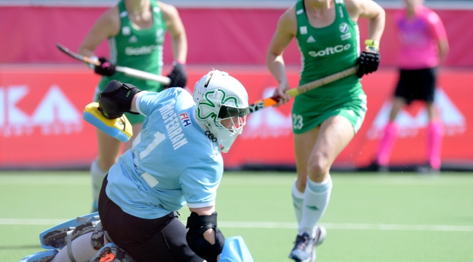 Ireland narrowly miss semi final spot