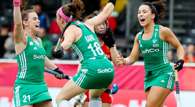 Ireland fight back but fall just short