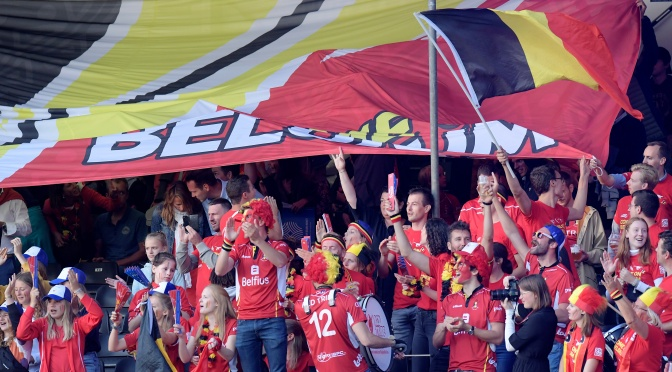 Belgian hockey association asks for solidarity: 'no practice matches in August'