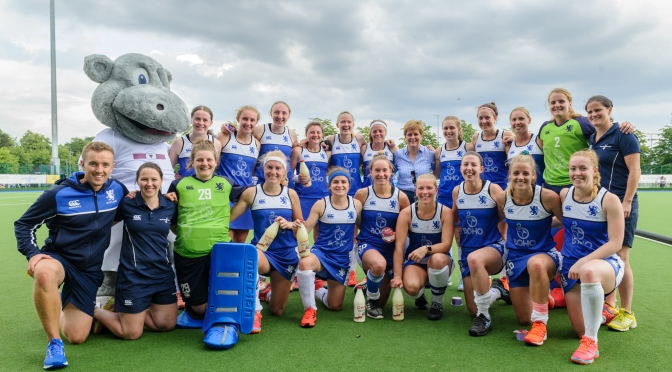 Seven-goal Scotland beat Ukraine on opening day of Women's EuroHockey Championship II