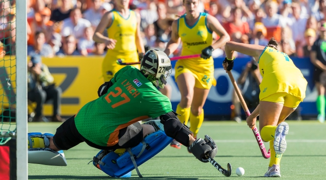 Hockeyroos name qualifiers squad.