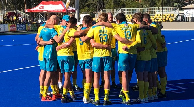 KOOKABURRAS DRAW FIRST BLOOD AGAINST BLACK STICKS