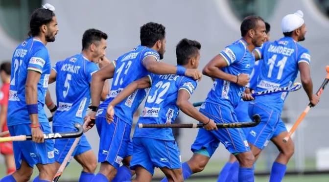 India Take ProLeague Debut All in their Stride