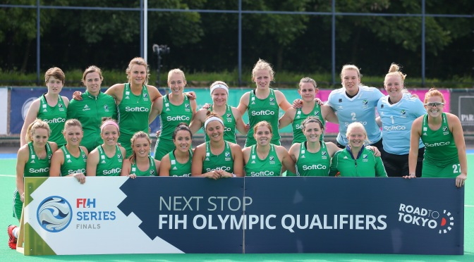 Irish Women's Hockey Team prepared for Olympic Qualifier in Dublin