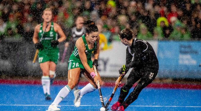 FIH Olympic Qualifier: Canada and Ireland play to a rainy 0-0 draw in Dublin