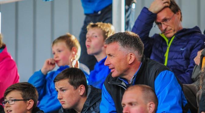 Scott Baird steps down as Chair of Scottish Hockey