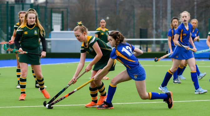 St George's School crowned Junior Girls' Cup champions