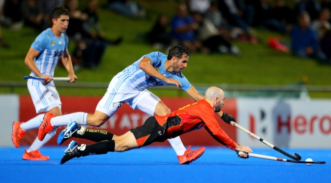 Kookaburras draw with Argentina but miss out on bonus point