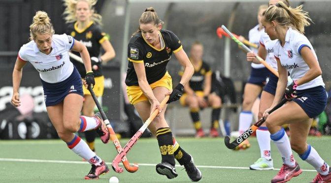 Sterk Den Bosch remains undefeated and humiliates SCHC