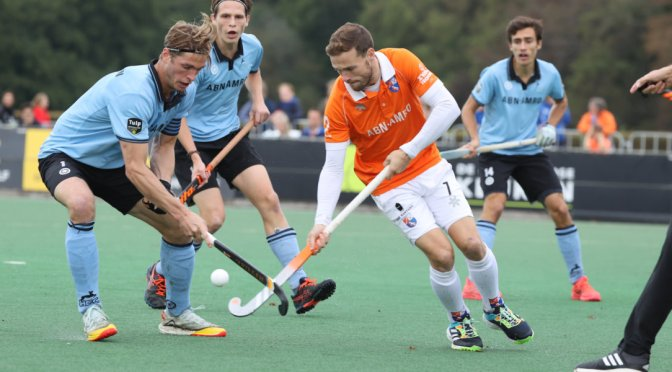 Round-up Tulip HK (H): Bloemendaal wins top match, Tilburg takes first point