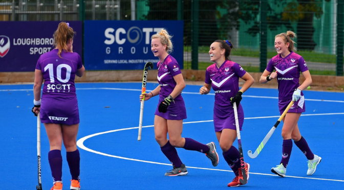 Champions Surbiton held by Strong Loughborough Students