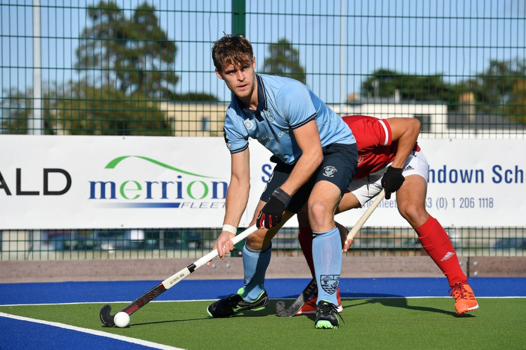 monkstowns lee cole who scored two goals to help monkstown to a 6 0 victory over corinthians in their opening match of the 2020 21 eyhl